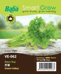 Baba Smart Grow Series VE-062 Green Celery