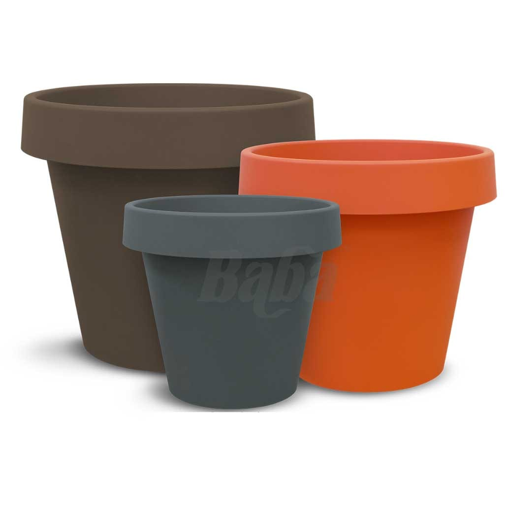 Baba MJ-400 Biodegradable Flower Pot | Eco-Friendly | Biodegradable | Baba Gardening
