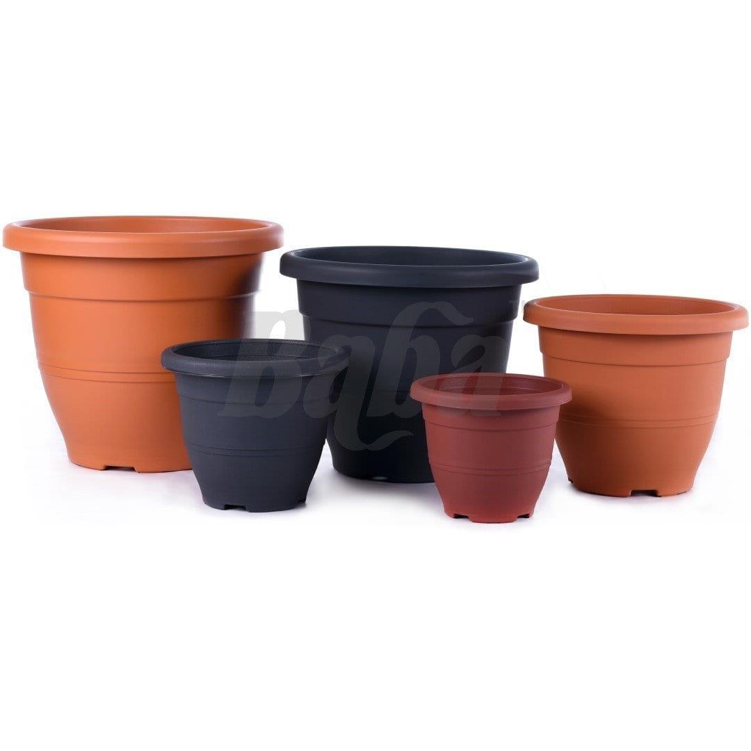 Baba EG-260 Biodegradable Flower Pot | Eco-Friendly | Biodegradable | Baba Gardening
