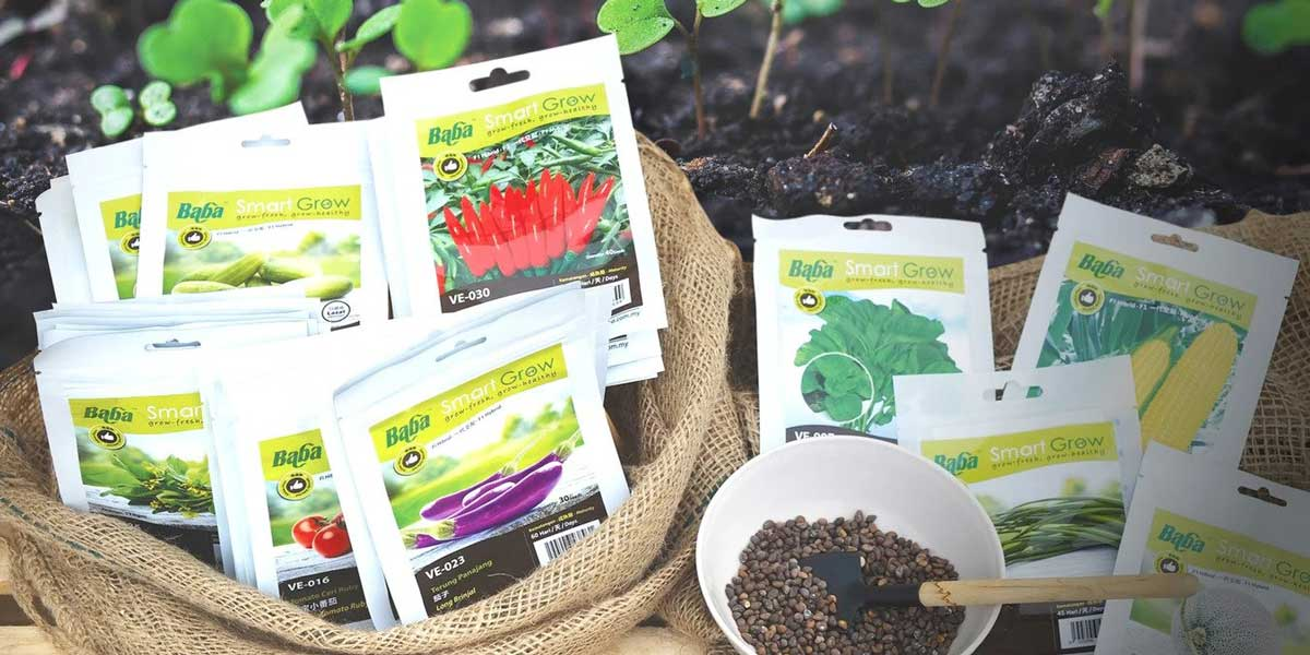 High Quality Plant Seeds |Vegetable Seeds | Flower Seeds | Baba Gardening