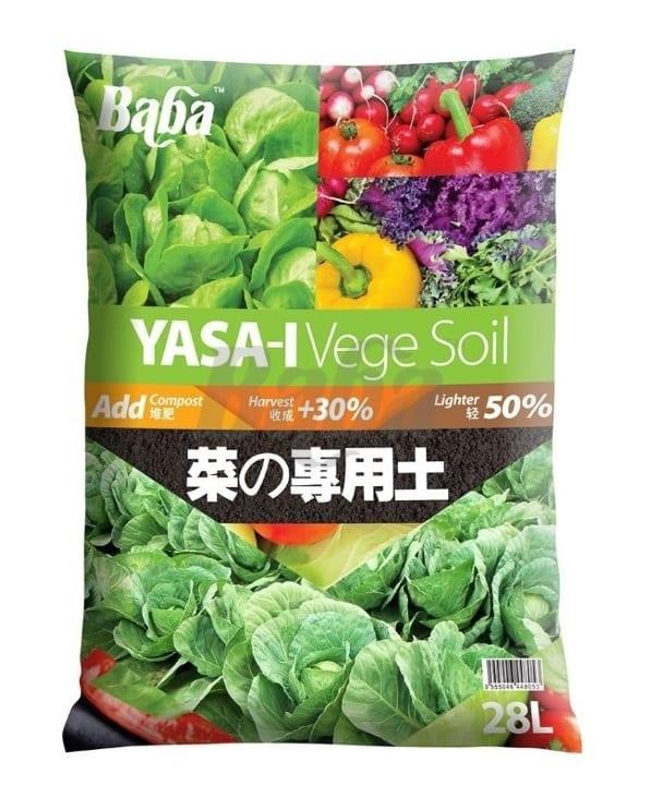 Baba Yasa-i Vege Soil